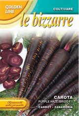 Black Carrot Cosmic Purple