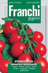 Tomato Principe Borghese da Appendere or Eternal tomatoes (A) Solanum Lycopersicum L.
