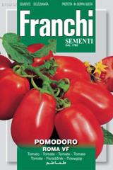 Tomato Roma VF - save 70p (A) Solanum Lycopersicum L.
