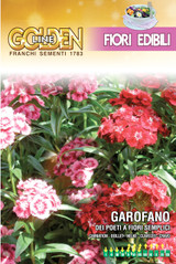 Sweet william edible carnation for the kitchen