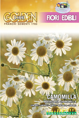 Camomille Edible Flowers For The Kitchen