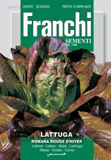 Red Romaine Lettuce 'Rossa'