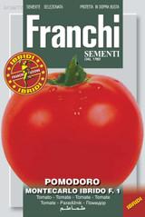 Tomato Montecarlo Professional (A) Solanum Lycopersicum L.