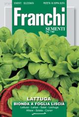 Lettuce Bionda A Foglia Liscia save 66p
