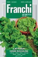Cutting Lettuce Verde Ricciolina da taglio