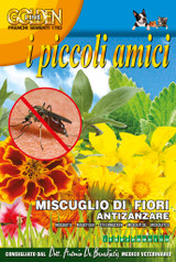 Anti Mosquito Flower mix