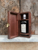 Balsamic vinegar PGI gift SINGLE in a wooden presentation box. UK Only