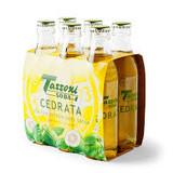 TASSONI CEDRATA CITRUS DRINK 6 X 180ML (Saturday collection only)