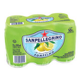 San Pelegrino Pompelmo Grapefruit cans x 6 **Call Order Collect**