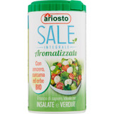 Unrefined Sea Salt with Organic Herbs for SALAD & VEG by Ariosto