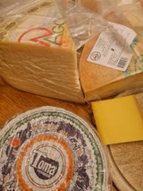 Asiago D.O.P. artisan cheese