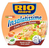 Insalatissime Cous Cous with Tuna