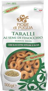 Fiore di Pulglia -  Taralli - Fennel