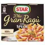 Star Gran Ragu' Pasta Sauce Speck 2 x 180g