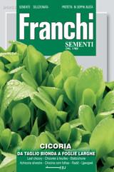 Chicory Da Taglio Foglia Larga