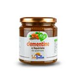 Solefrutta Calabrian Clementine and Liquorice fruit jam 340g