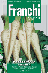 Hamburg Parsley Root Parsley Berliner - Endangered variety*