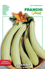 Courgette Lungo Bianca Of Sicily - save 46p