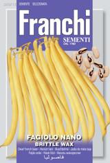 Dwarf French Bean Brittle Beurre Wax (A) Phaseolus vulgaris L.