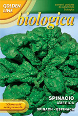 Organic Spinach America