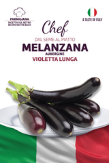 Linea Chef - Italy, Aubergine With Recipe Melanzana Parmigiana