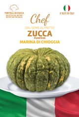Linea Chef - Italy, Pumpkin With Recipe For Tortelli Di Zucca