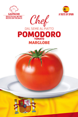 Linea Chef - Spain, Tomato With Recipe For Spanish Gaspacho (A) Solanum lycopersicum L.