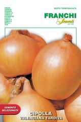 Onion Valenciana Tardiva
