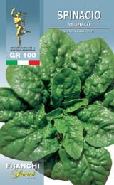 Spinach Mercurio Andhalu 100g Restaurantes Pack