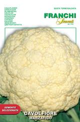 Cauliflower Gigante Di Napoli Marzatico