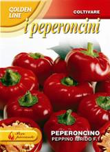Chilli Peppino Ibrido F1 (A) Capsicum annuum L.