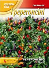 Chilli Pepper Pyramid