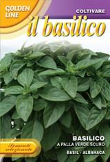 Basil Bascuro A Palla Verde Scuro