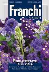 Fiori Blu - Blue Annual Flowers