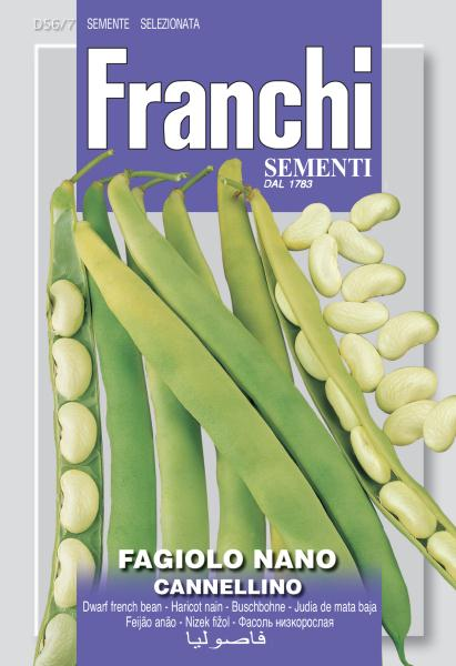 Cannellini Bean Packet (A) Phaseolus vulgaris L.