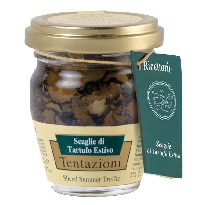 Black summer truffle slices - UK Only