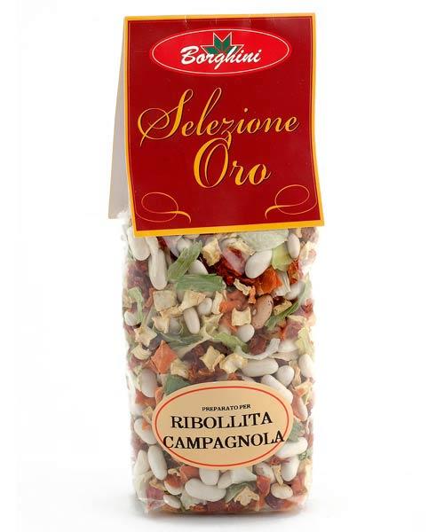 Ribollita campagnola from Tuscany