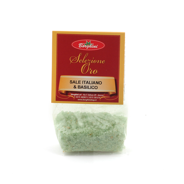 Italian Salt with Basil - UK only