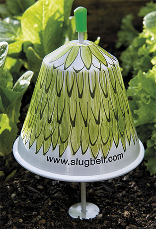 Slug Bell - Pot plant bell - UK only
