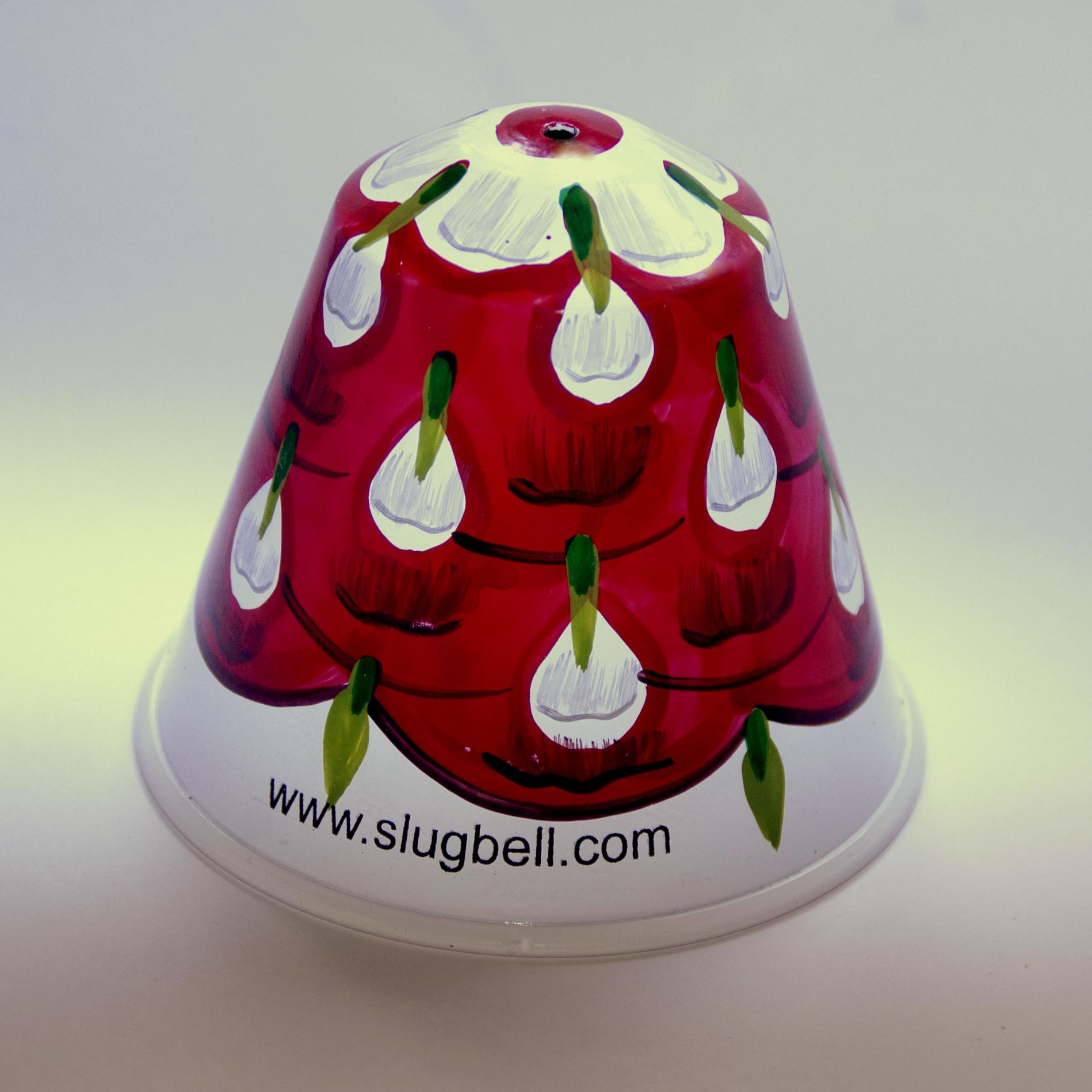Tudor rose slug bell