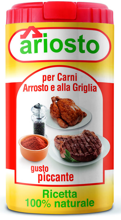 Ariosto chilli meat rub seasoning
