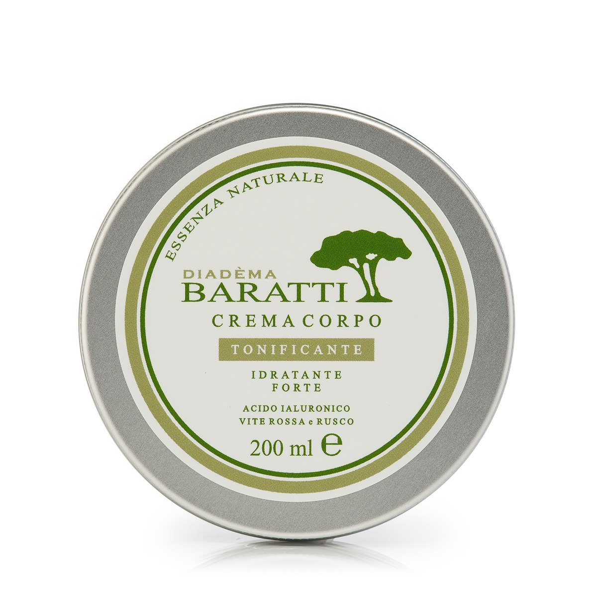 Baratti - Body cream by Diadema 200ml
