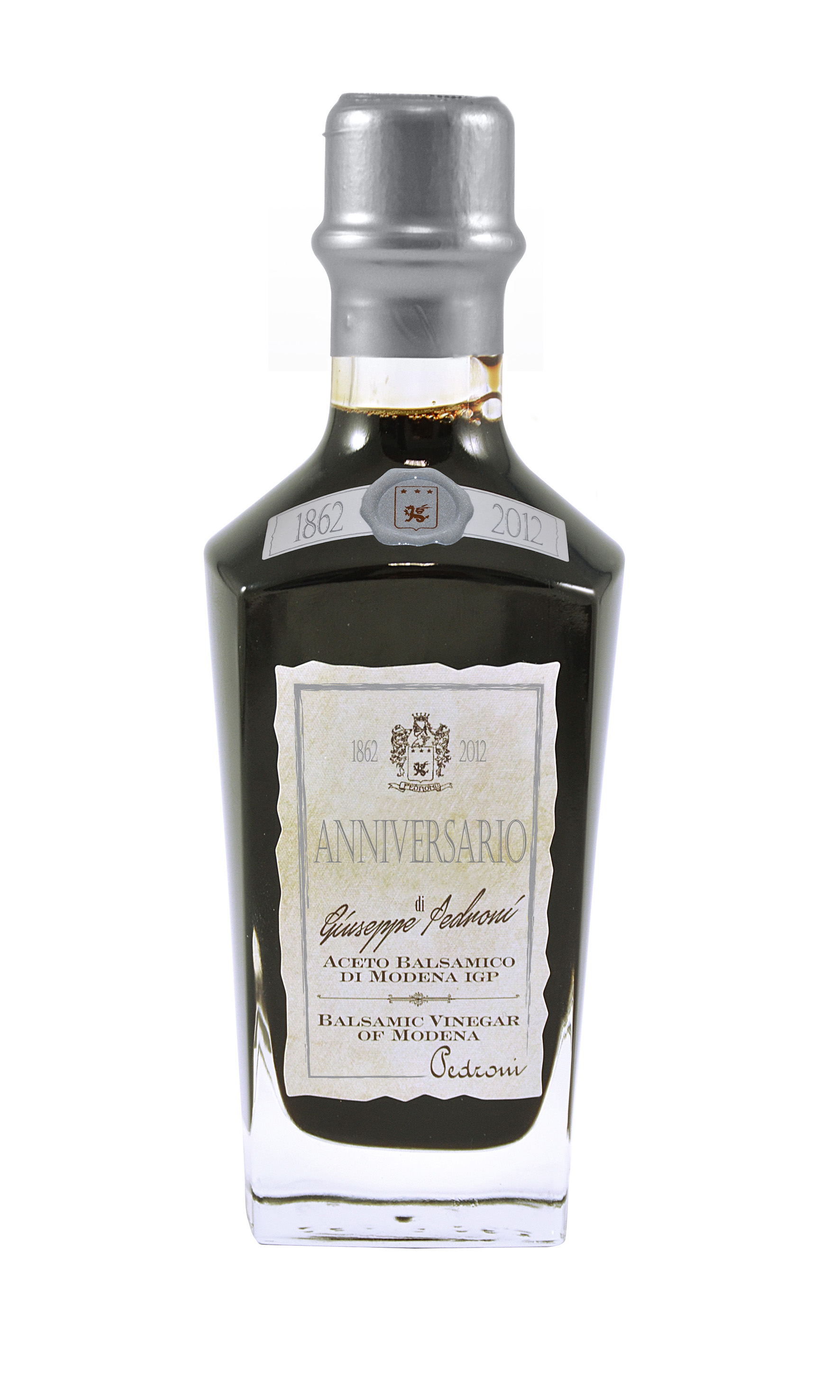 Aceto Pedroni Anniversario Balsamico Vinegar IGP. 250ml *UK only