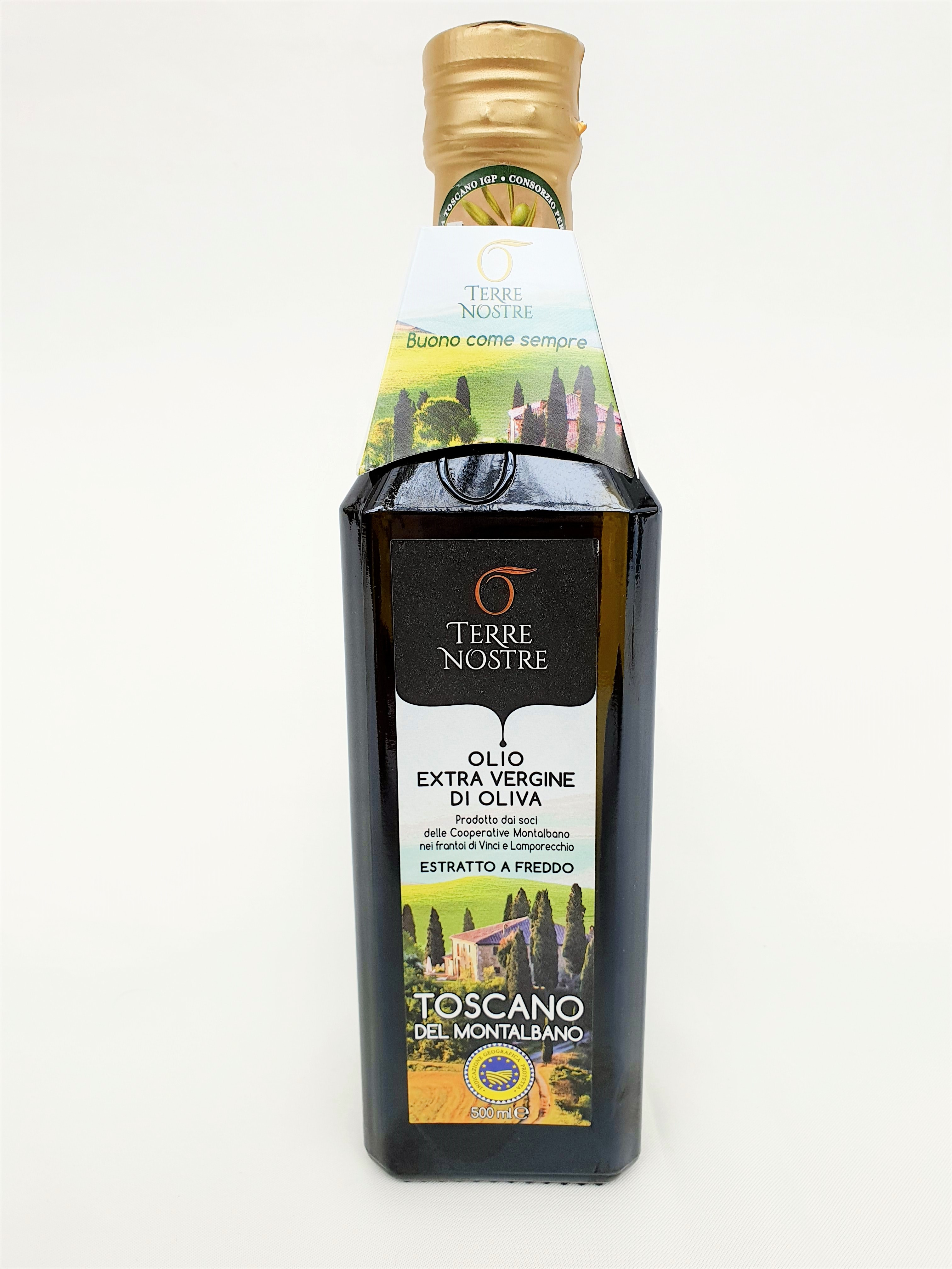 Montalbano Tuscan Extra Virgin Olive Oil 500ml *save £2*