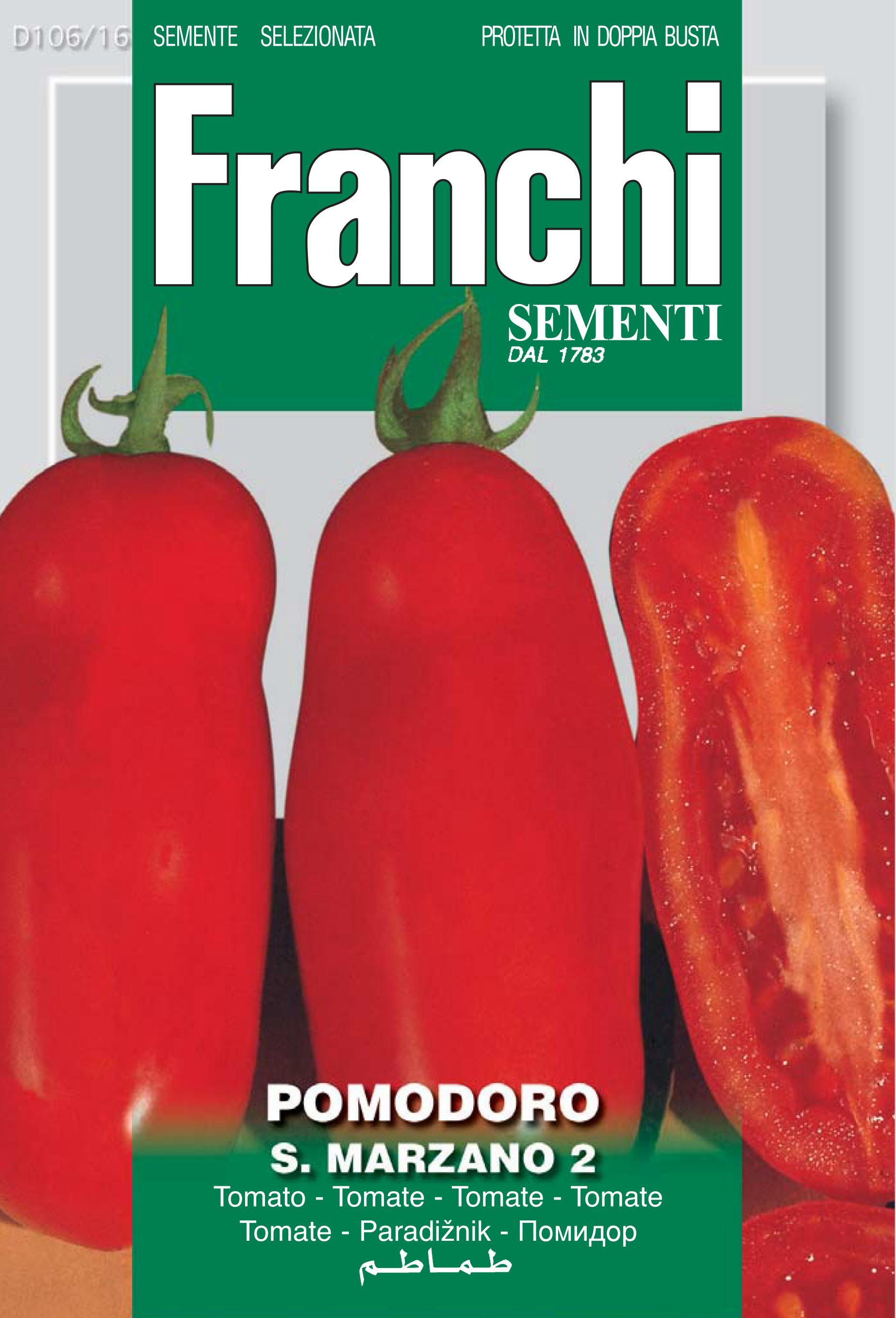 Tomato San Marzano Naples