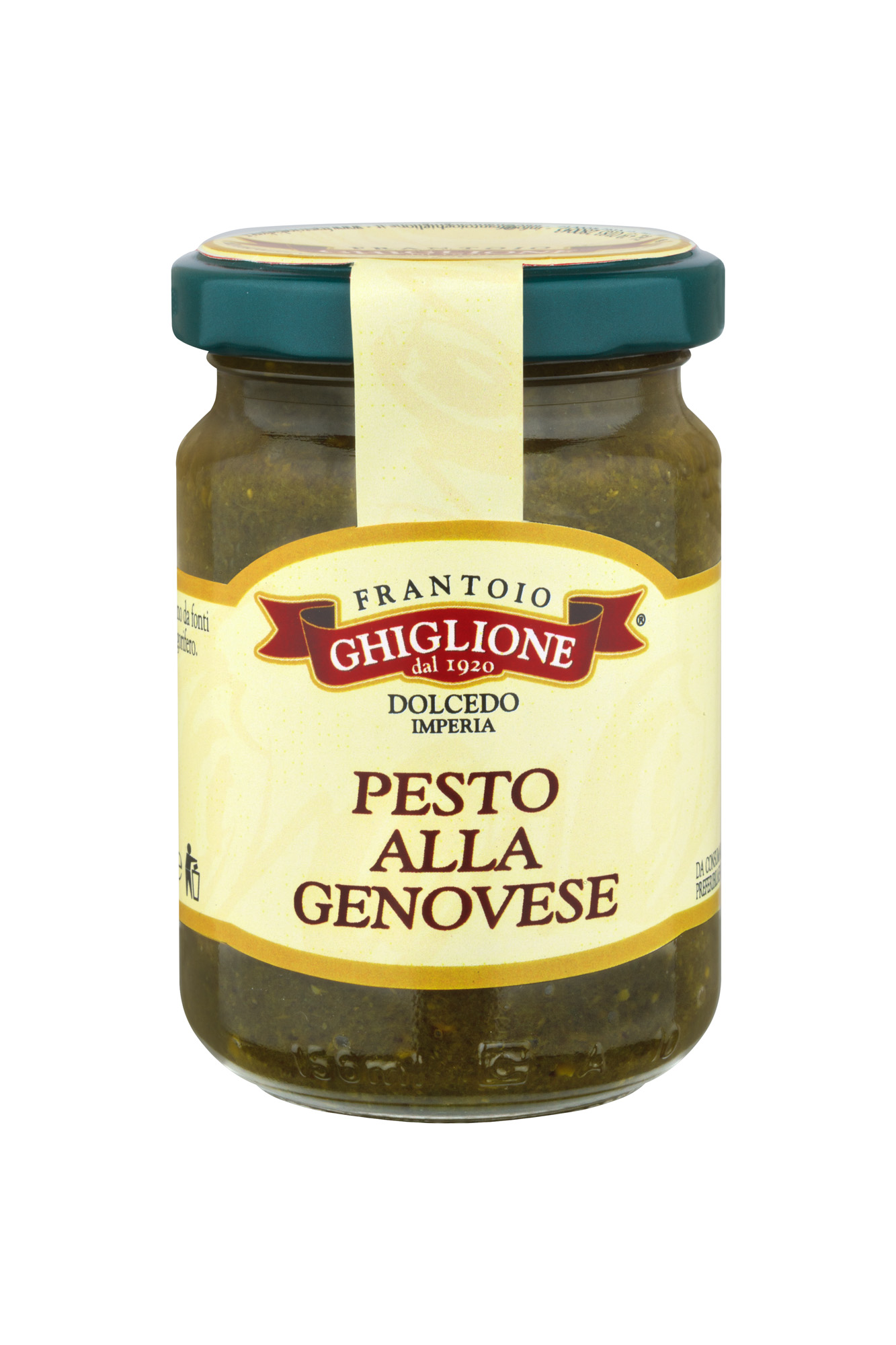 Ghiglione classic pesto genovese from Liguria 130g - UK only