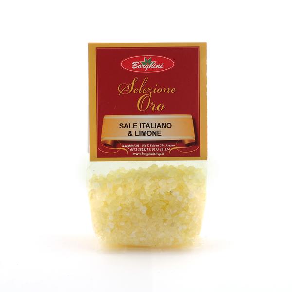 Italian lemon salt from Tuscany UK Only