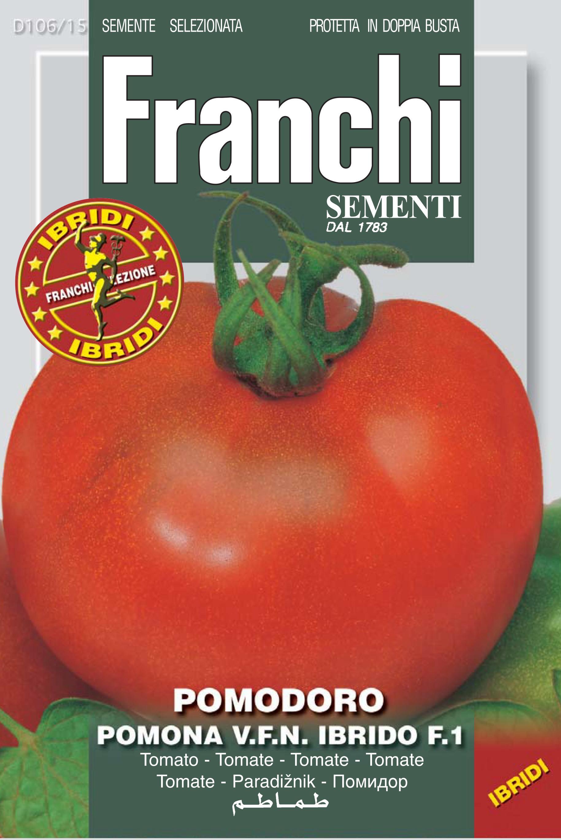 Tomato Pomona F1