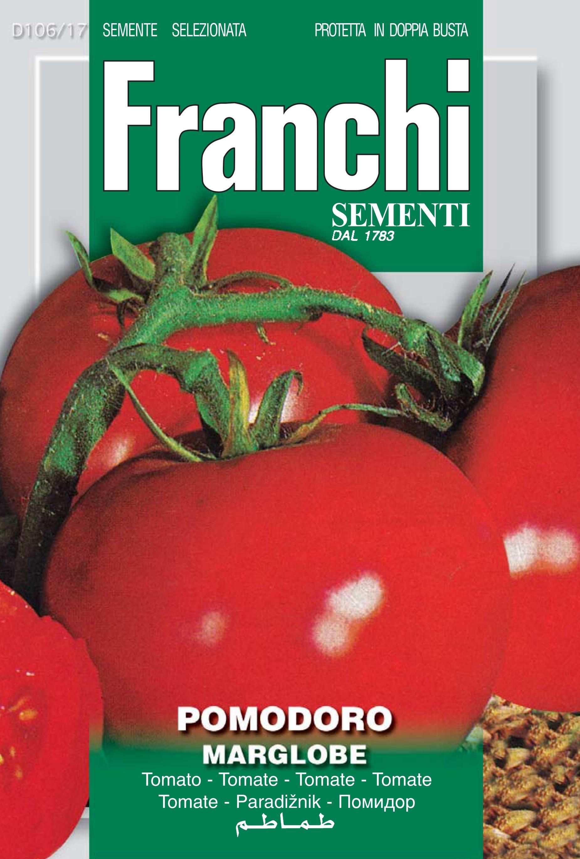Tomato Marglobe - Save 46p (A) Solanum Lycopersicum L.