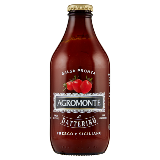 Datterino Tomato 'Sugo' in classic Beer Bottle 330g